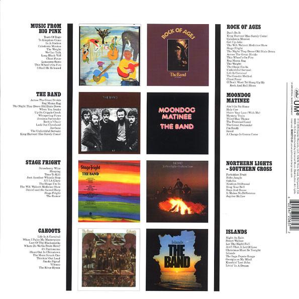 BAND - CAPITOL ALBUMS 1968-1977 - 9xLP / 180-GRAM (BOXSET)