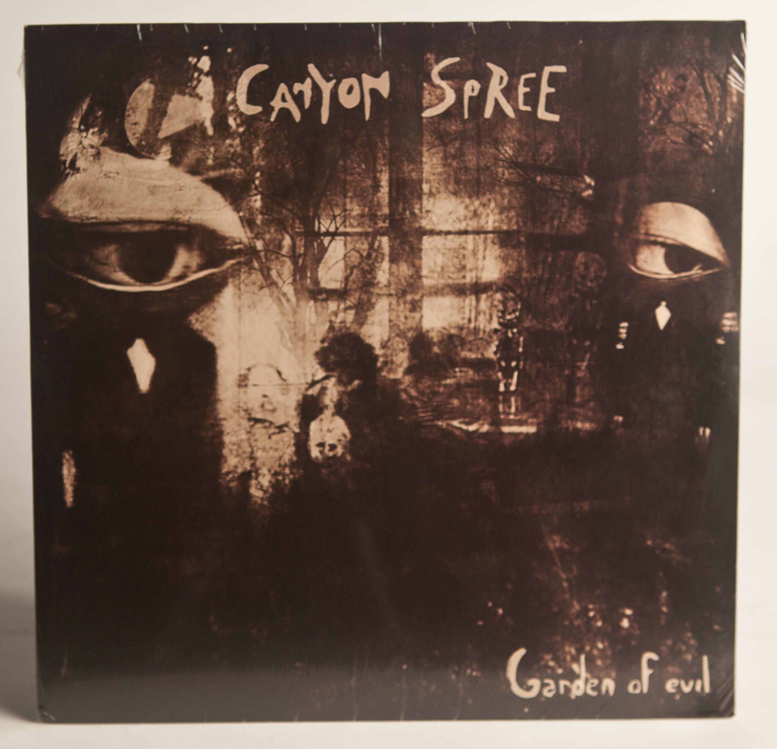 CANYON SPREE – GARDEN OF EVIL – Get Hip Recordings!