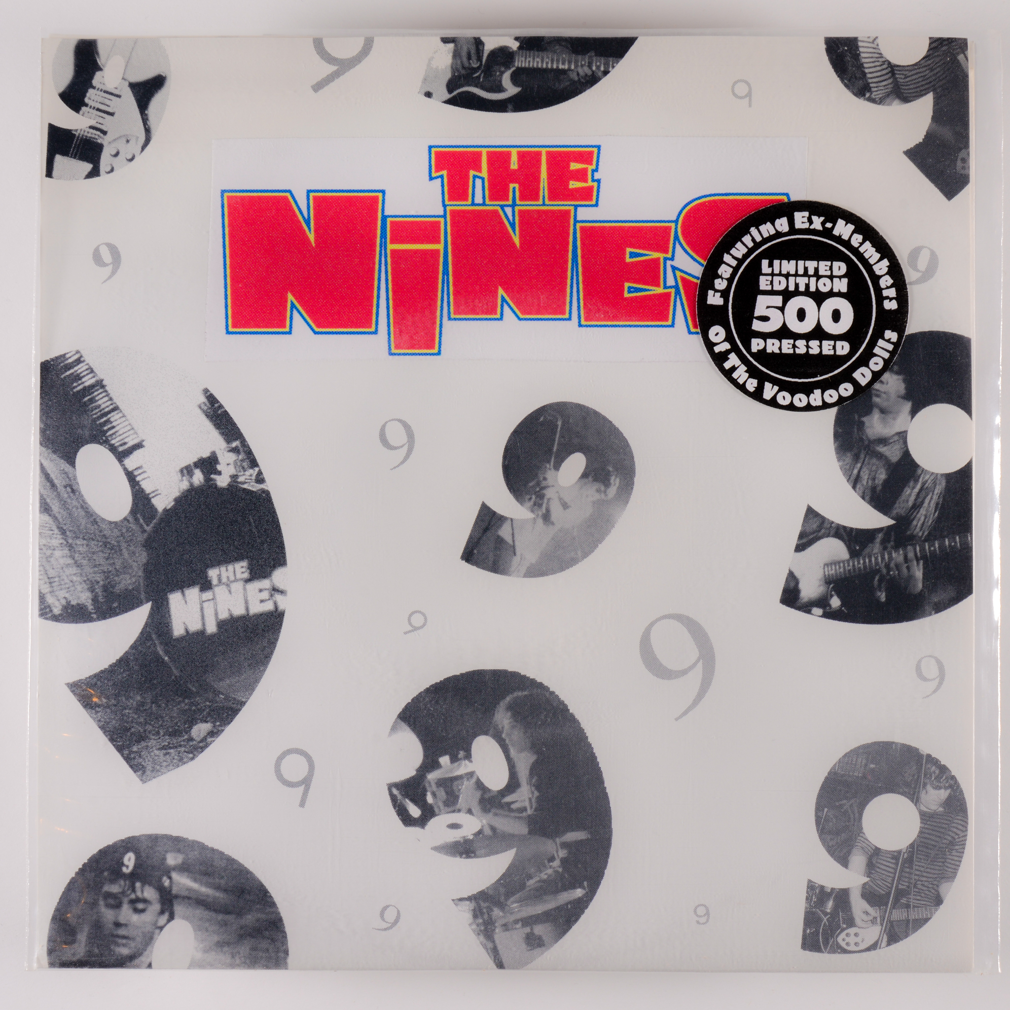 NINES - CRAWL IN A HOLE/WRITING ON THE WALL