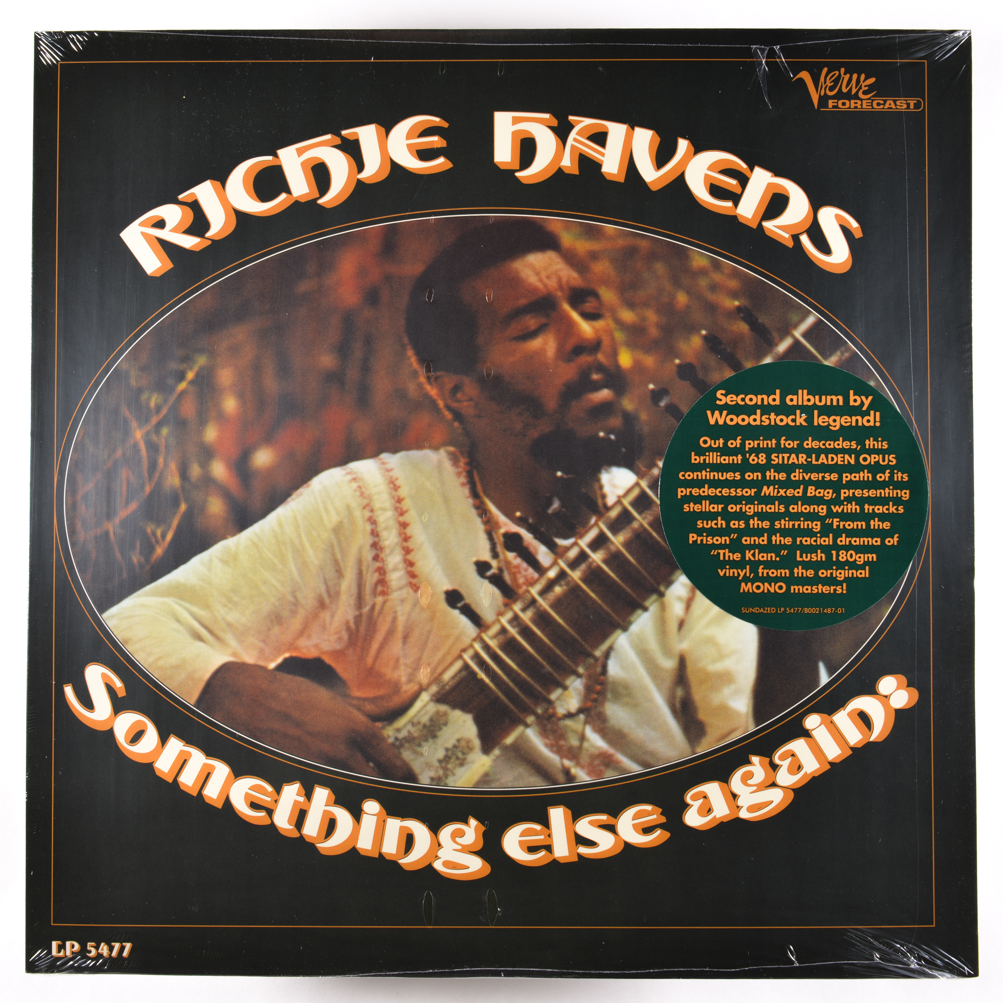 HAVENS, RICHIE – SOMETHING ELSE AGAIN (MONO) – 180-GRAM – Get Hip ...